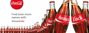 Coca-Cola - Share A Coke